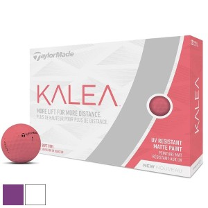 TaylorMade Ladies Kalea Golf Balls【ゴルフ レディース>ボール】