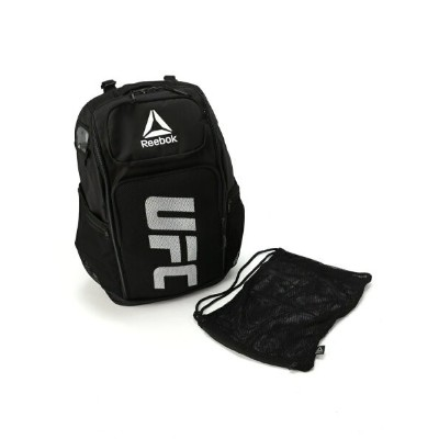 Reebok (U)UFC BACKPACK リーボック バッグ リュック/バックパック ブラック【送料無料】