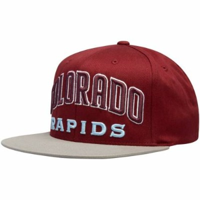 ミッチェル&ネス MITCHELL & NESS コロラド スナップバック バッグ & 【 SNAPBACK MITCHELL NESS COLORADO RAPIDS WORDMARK FLEX...