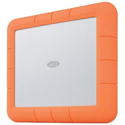 LaCie ラシー STHT8000800 外付けHDD USB-C+USB-A接続 LaCie Rugged RAID Shuttle [ポータブル型 /8TB]