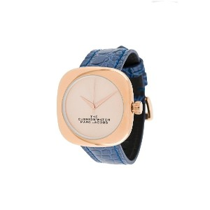 Marc Jacobs Watches The Cushion 腕時計 - ブルー