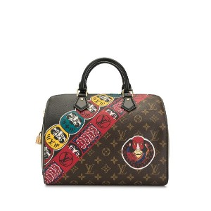 Louis Vuitton Louis Vuitton x Kaburi Kansai Yamoto 2018 スピーディ 30