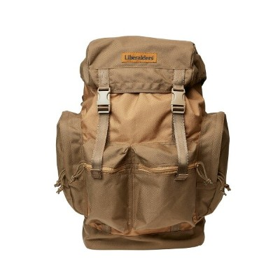LIBERAIDERS TRAVELIN' SOLDIER BACKPACK(COYOTE )(リベライダーズ トラベリンソルジャーバックパック)【メンズ】【レディース】【バックパック】【20SP...
