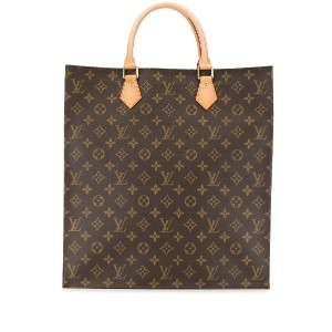 Louis Vuitton Pre-Owned 2002 サックプラ トートバッグ - ブラウン