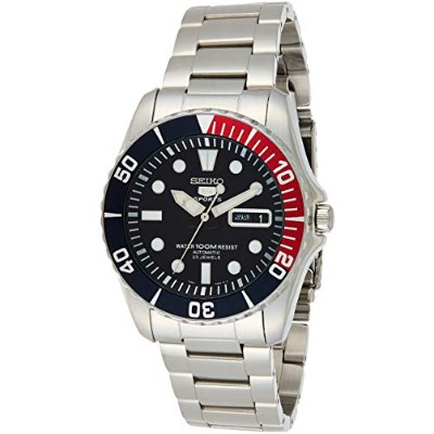 セイコー 腕時計 メンズ SNZF15K1 【送料無料】Seiko 5 Blue Dial Stainless Steel Automatic Mens Watch SNZF15セイコー 腕時計...