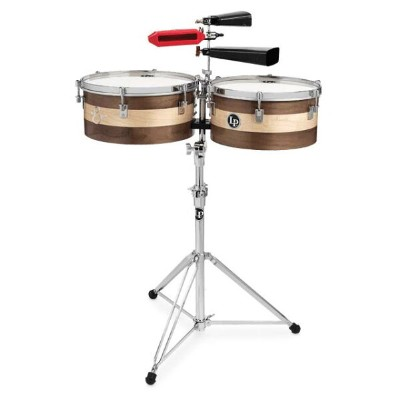 "LP 《エルピー/ラテンパーカッション》 LP1415-SE [SHEILA E. Signature Timbales Set / 14"" & 15"" with Stand]【お取り寄せ品】"