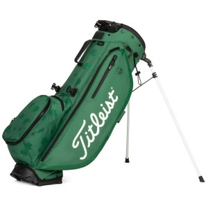 Titleist Players 4 Plus St. Patrick's Day Stand Bag キャディバッグ 【ゴルフ バッグ>スタンドバッグ】