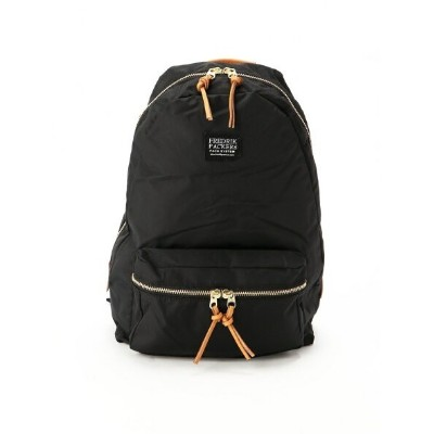 FREDRIK PACKERS FREDRIK PACKERS/420D DAY PACK GO ノーティアム バッグ リュック/バックパック ブラック【送料無料】
