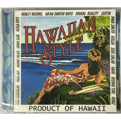 Hawaiian Style Various Artists  CD457