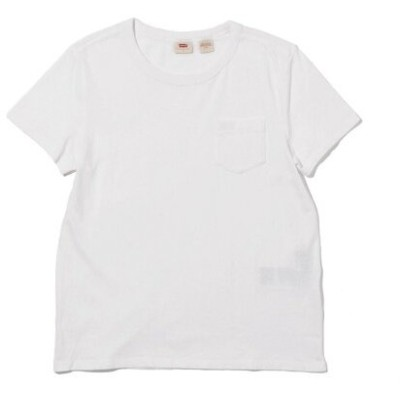 【SALE/50%OFF】Levi's HERITAGE Tシャツ WHITE + リーバイス カットソー Tシャツ