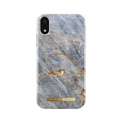 IDEAL OF SWEDEN iPhone XR 6.1インチ用 FASHION CASE 17S/S ROYAL GREY MARBLE IDFCS17-I1861-53