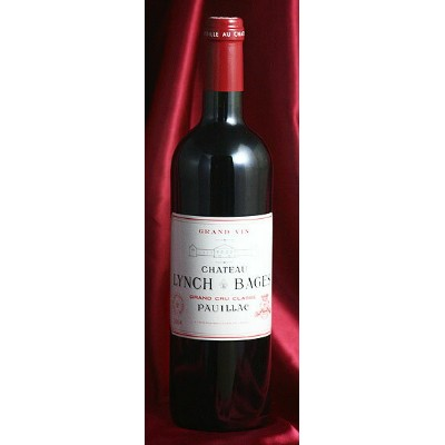 Chateau Lynch Bagesシャトー・ランシュ・バージュ [2004]Chateau Lynch BagesPauillac