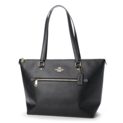 コーチ COACH TOTE BAG (BLACK)