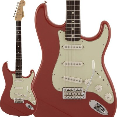 Fender 《フェンダー》(Made in Japan Traditional)Traditional 60s Stratocaster (Fiesta Red) 【あす楽対応】【oskpu】