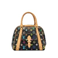 Louis Vuitton Louis Vuitton x Takashi Murakami 2007 モノグラム プリシラハンドバッグ -