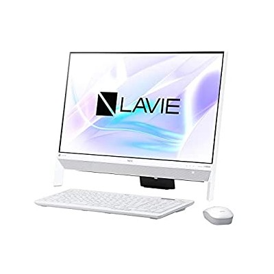 【中古】NEC PC-DA350KAW LAVIE Desk All-in-one
