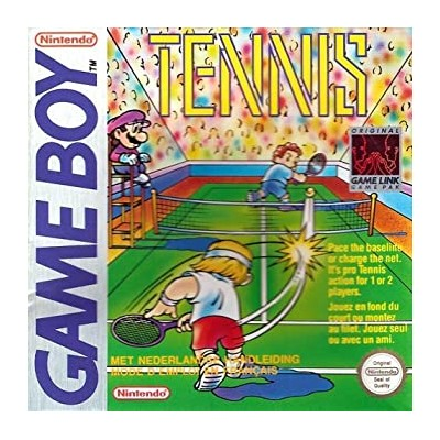 【中古】Tennis (Gameboy) [US 輸入盤] by Nintendo [並行輸入品]