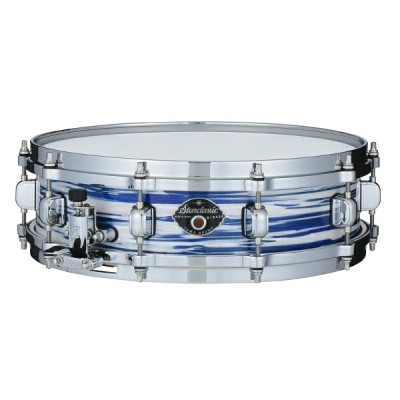 "TAMA MGS440T-BWO [Starclassic Maple 14"" × 4"" / Blue & White Oyster Covering Finish / Made in Japan]"