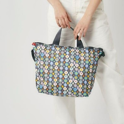 DELUXE EASY CARRY TOTE/ポケモンピクセルライト/レスポートサック(LeSportsac)