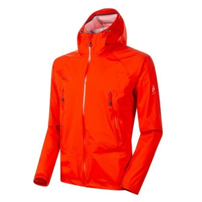 MAMMUT(マムート) Masao Light HS Hooded Jacket AF Men's M 3445(spicy) 1010-27100