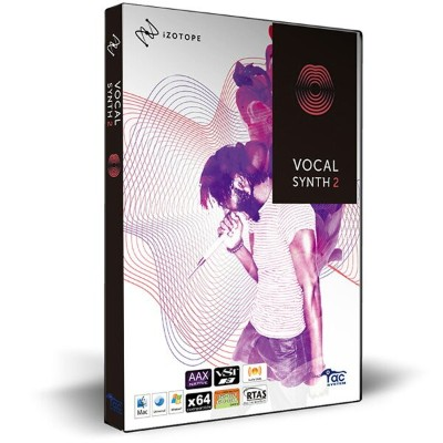 iZotope アイゾトープ / VocalSynth 2【お取り寄せ商品】