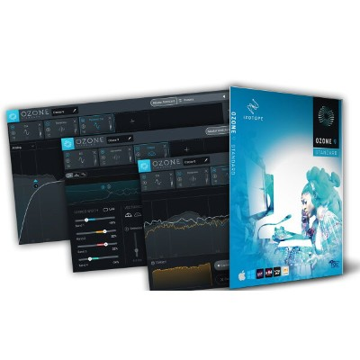 iZotope アイゾトープ / Ozone 9 Standard【お取り寄せ商品】