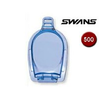 【nightsale】 SWANS/スワンズ SWCL-29-BL-5.00 SW-29用度付交換レンズ1個 (S-5.00) (ブルー)