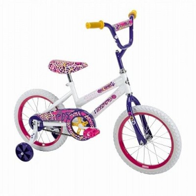 Huffy Bicycles 21816 So Sweet Bicycle 女の子用 16-In. 子供 キッズバイク 自転車16インチ【送料無料】【代引不可】【あす楽不可】