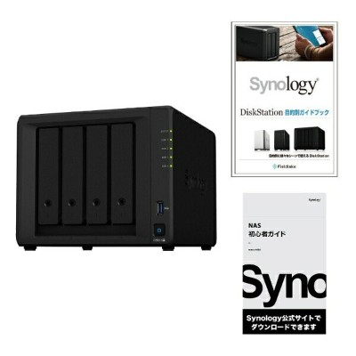 SYNOLOGY シノロジー NASキット[ストレージ無 /4ベイ] DiskStation DS920+ DS920+/JP