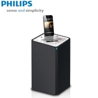 PHILIPS DTM3155 Bluetooth aptX対応 iPhone5/CD用Lightning ドッキングスピーカー【6000円以上送料無料】 05P11Aug14 【RCP】