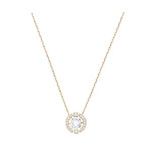 SWAROVSKI(Women)/スワロフスキー SPARKLING DC:NECKLACE CZWH/CRY/ROS ネックレス【三越伊勢丹/公式】 ジュエリー~~ネックレス