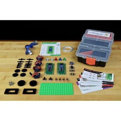 Crazy Circuits ロボット工学キット