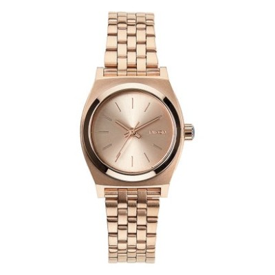 ニクソン NIXON Small Time Teller (All Rose Gold)