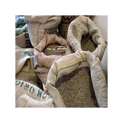 2 Pounds Unroasted Coffee Beans, Premium Select f