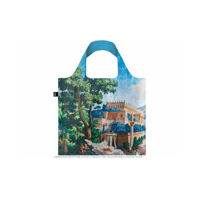 LOQI/ローキー エコバッグ■【MAD Landscape of Telemaque in Calypso Island Bag/MAD.LA】■同柄ポーチ付き♪