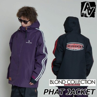 20-21 AA ダブルエー メンズウエアー PHAT JACKET ファットジャケット BLOND COLLECTION ship1【返品種別OUTLET】