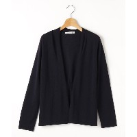 【OFF PRICE STORE(オフプライスストア)】 PINKY&DIANNEバックギャザードレープカーディガン OUTLET > OFF PRICE STORE > トップス > カーディガン...