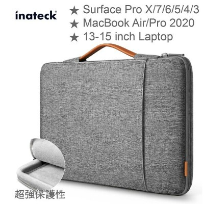 Inateck 13 13.3 14 15インチ macbook air 2020 2019 2018-2013 Surface Pro X/7/6/5/4/3 macbook pro 2020...