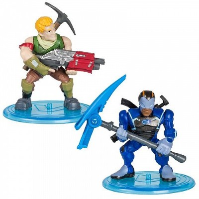 Fortnite Battle Royale Duo Pack Carbide & Sergeant Jonesy 2 Pack of Mini Figures フォートナイト【送料無料】【代引不可...