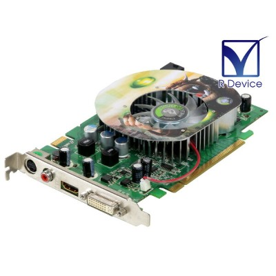 Point Of View GeForce 8600 GTS 256MB HDMI 1.3a/Dual Link DVI-I/S-Video PCI Express 1.1 x16 R...