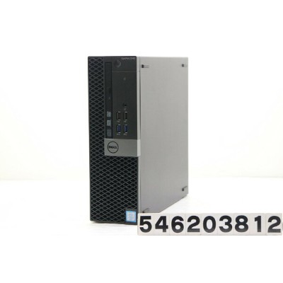 DELL OptiPlex 5040 SFF Core i5 6500 3.2GHz/4GB/256GB(SSD)/Multi/RS232C/Win10【中古】【20200630】