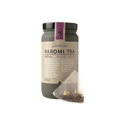 Paromi, Tea Earl Grey Dolce, 15 Count