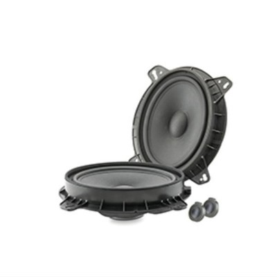 FOCAL フォーカル IS TOY 690 150x230mmコンポーネント2ウェイスピーカーキット TOYOTA車種別専用キット PLUG&PLAY speakers