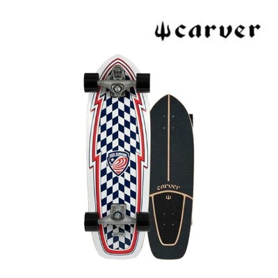 """CARVER カーバー スケートボード SKATEBOARD USA BOOSTER C7 COMPLETE 30.75"""" ユーエスエー ブースター"""