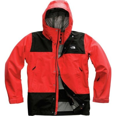 (取寄)ノースフェイス メンズ DRT ジャケット The North Face Men's DRT Jacket Fiery Red/Tnf Black