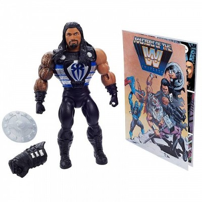 WWE ダブル・ダブル・イー Masters of the Universe Roman Reigns Action Figure 格闘技・プロレス 【送料無料】【代引不可】【あす楽不可】