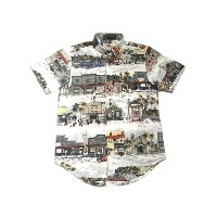 【期間限定30%OFF!】REYN SPOONER(レインスプーナー)GOLD LABEL/#1805 B.D. HAWAIIAN SHIRTS/old town