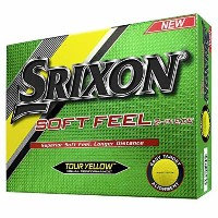 Srixon Soft Feel Tour Yellow Golf Balls【ゴルフ ボール】