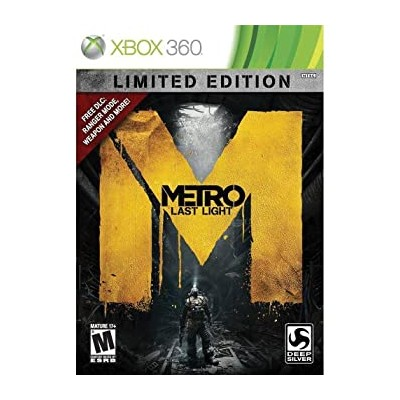 【中古】Metro Last Light Ltd Edt [並行輸入品]
