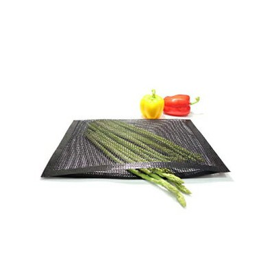 Bluedrop Large BBQ Mesh Bags Non Stick Toaster Ba
